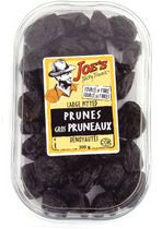 Jtt Pitted Prunes Tub 300g