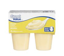 Great Value Banana Pudding