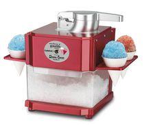 throwback snow cone machine
