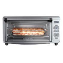Black Amp Decker 4 Slice Black Toaster Oven Walmart Ca