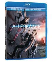 Allegiant Combo Blu-ray + DVD Digital Copy