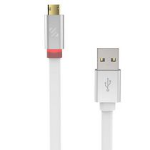 Scosche EZTIP™ 3' Charge & Sync Cable for Micro USB Devices White
