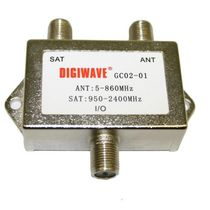 Digiwave Sat/Ant Diplexer (full housing type) (DGS0201)