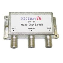 Digiwave SW-21 Multiswitch for Dishnet Receiver (DGSSW21)