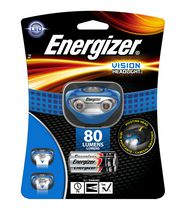 Energizer LED Vision Headlight + 3AAA batteries