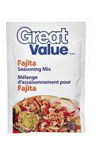 Great Value Fajita Seasoning Mix