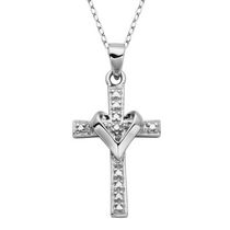 PAJ Sterling Silver Cross Pendant