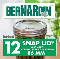 Bernardin Widemouth Lids 1pc
