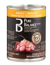 Pure Balance Adult Chicken Dog Food