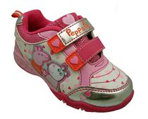 Peppa Pig Toddler Girls' Athletic Shoe 6