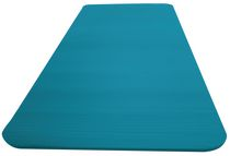 Empower Deluxe Fitness Mat with Carry Strap - Teal
