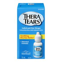 TheraTears® Lubricant Eye Drops, 15 mL