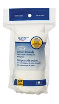 Equate 100% Cotton Rounds