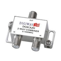 Digiwave 2-Way Combiner for 5-1000MHz (DGSCA201)