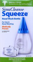 SinuCleanse® Squeeze® Nasal Wash Kit