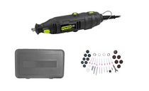POWER IT! 1.2 Amp Rotary Tool Accessories Kit with Case