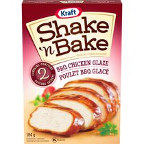 Kraft Shake 'n Bake BBQ Chicken Glaze Coating Mix