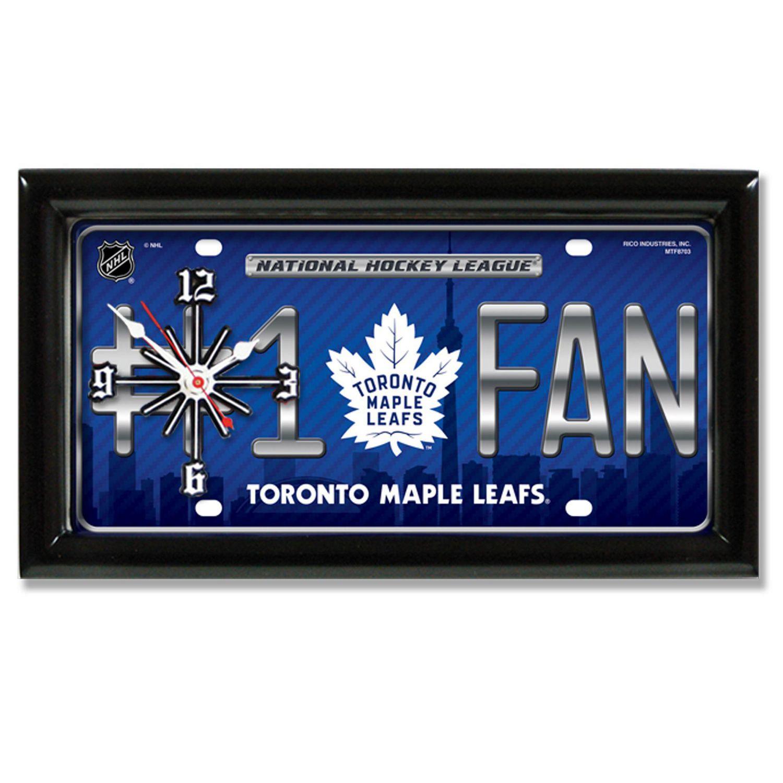 Gtei Nhl Toronto Maple Leafs Wall Clock Walmart Canada