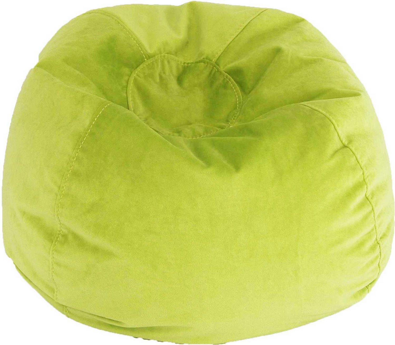 ComfyKids Kids Bean Bag Green