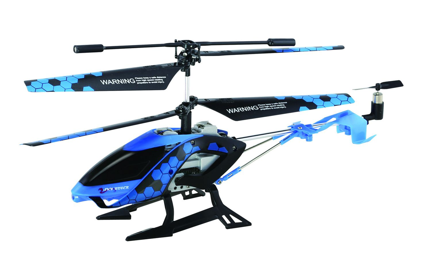 Drone Force Sky Rover Stalker Helicopter - Blue