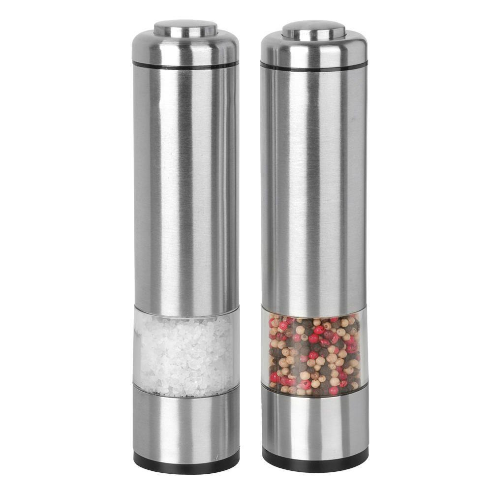 kalorik salt and pepper grinder set  walmartca -