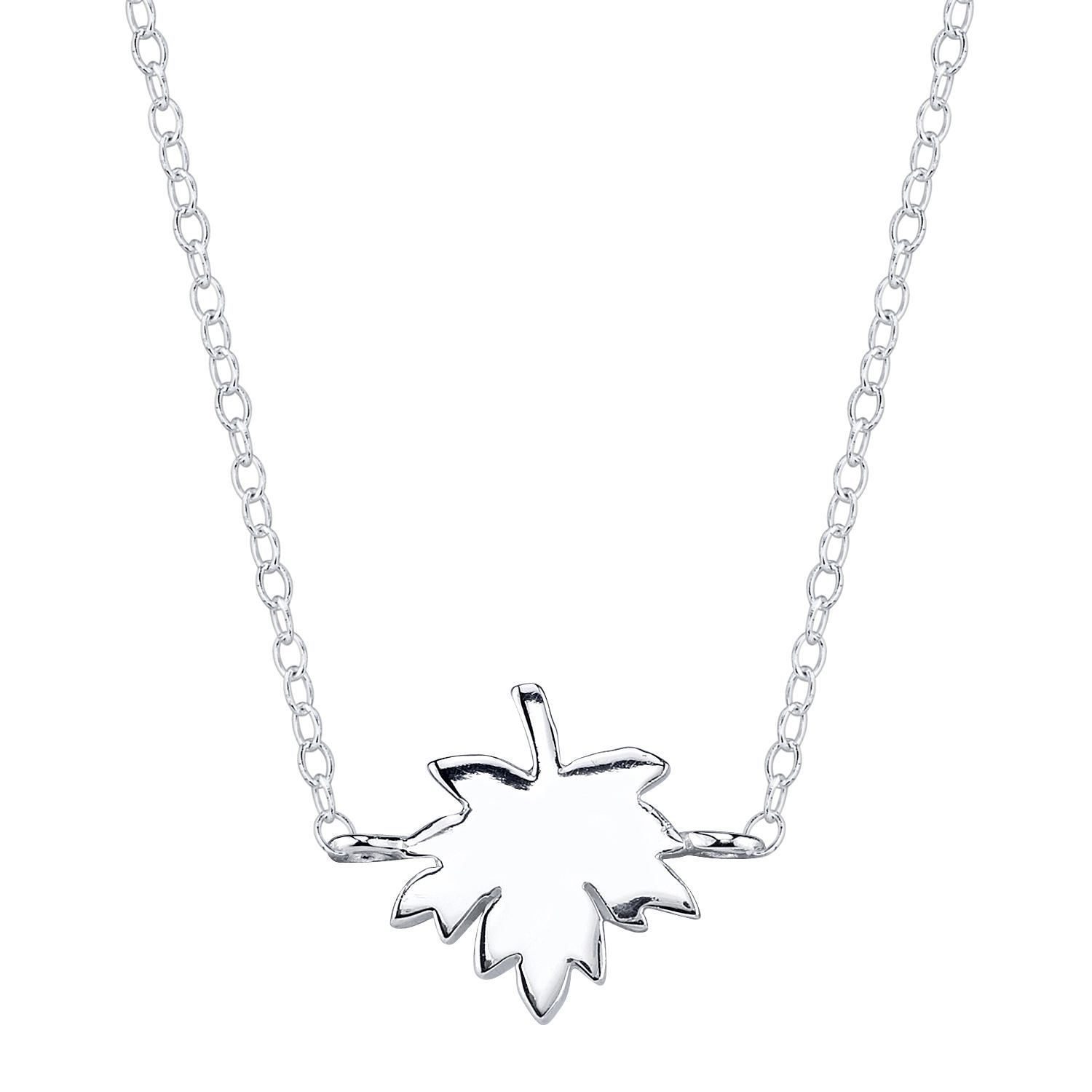 world necklace maple leaf persona products