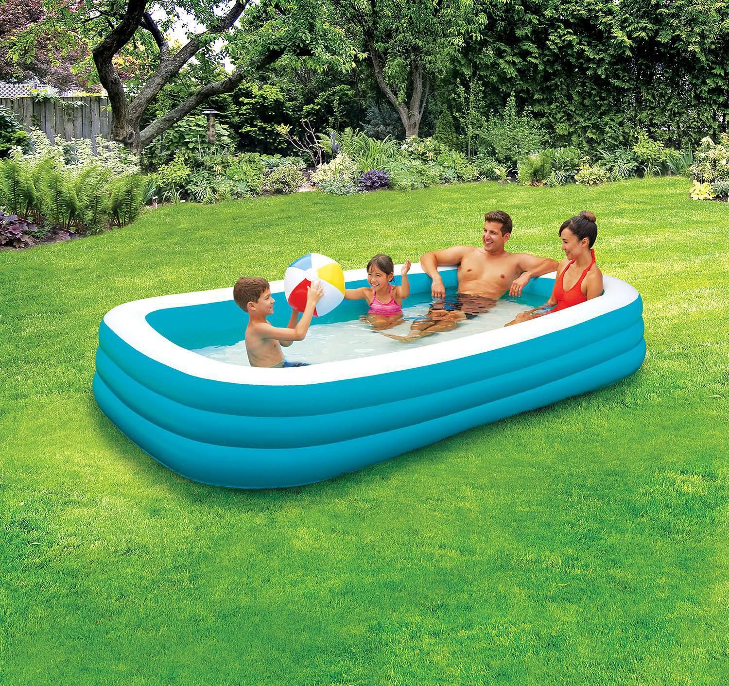 Play Day Deluxe Family Pool Walmart Canada