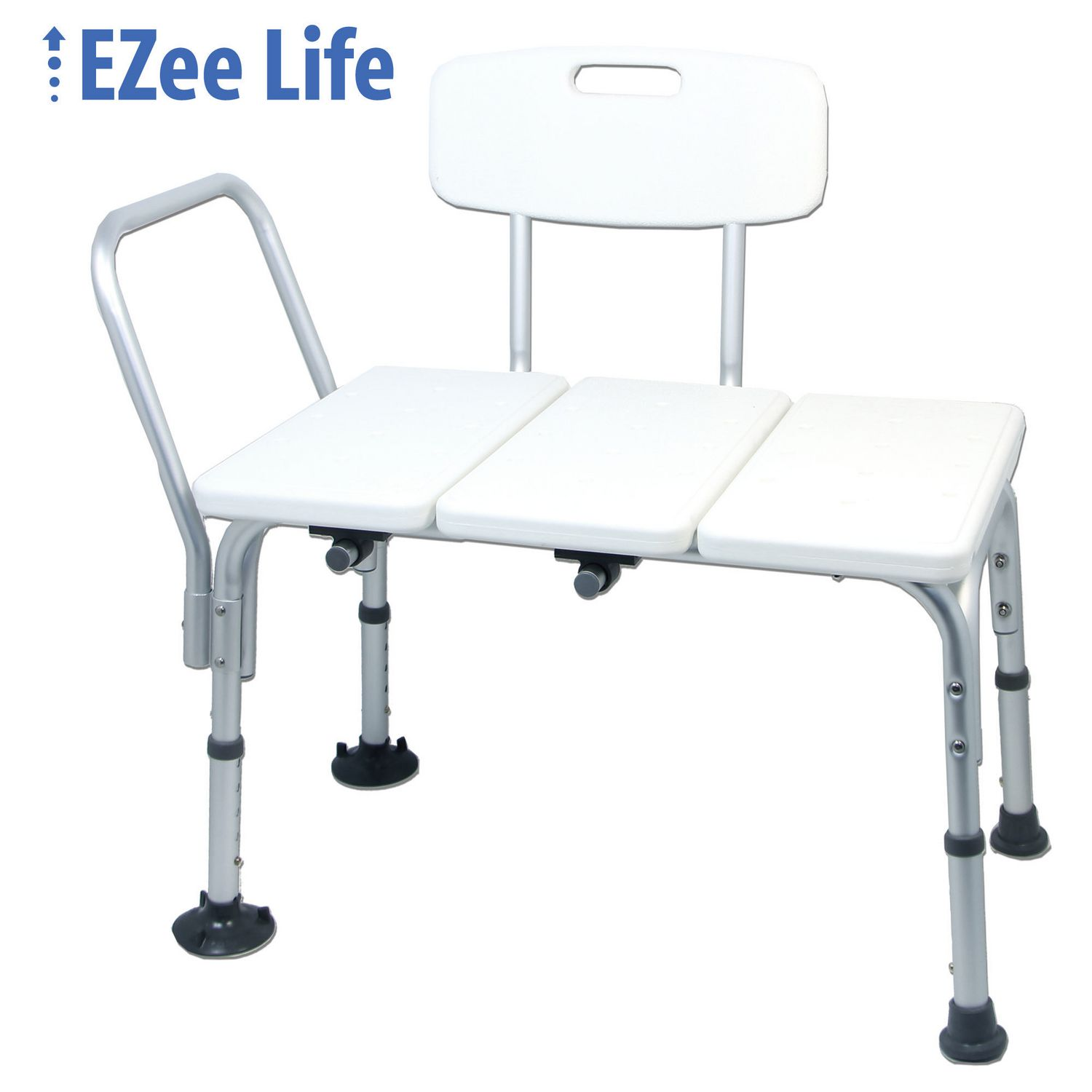 Transfer Bath Bench With Non Padded Seat Walmart Canada