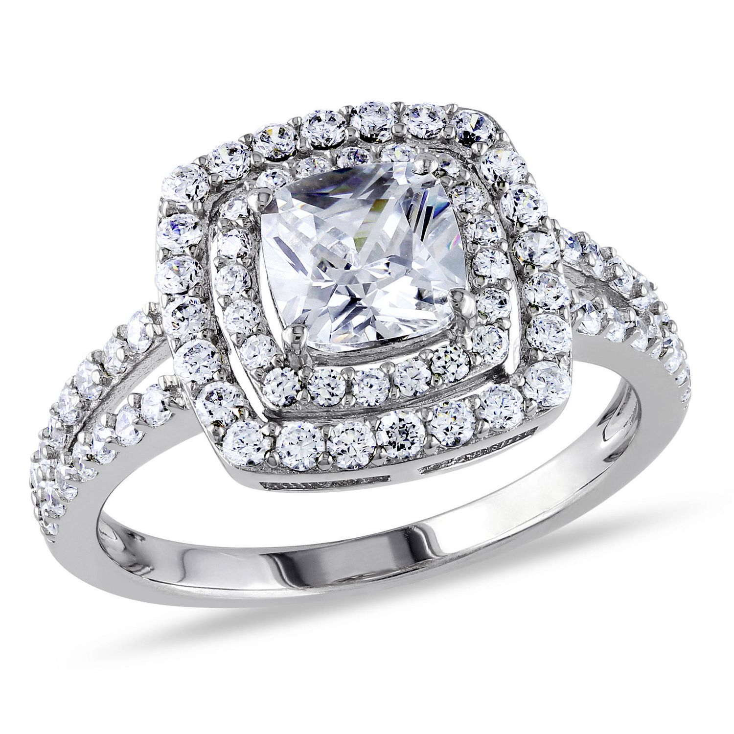 double with shoulders cut engagement cushion halo rings dealer direct set ring product diamond willow