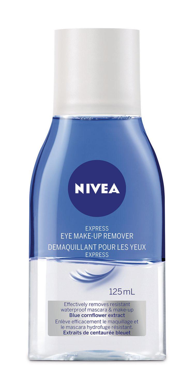 Nivea Express Eye Make Up Remover 125 Ml Walmart Canada