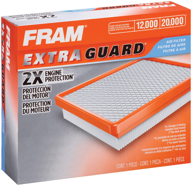 Air Filter-Extra Guard Fram CA8997