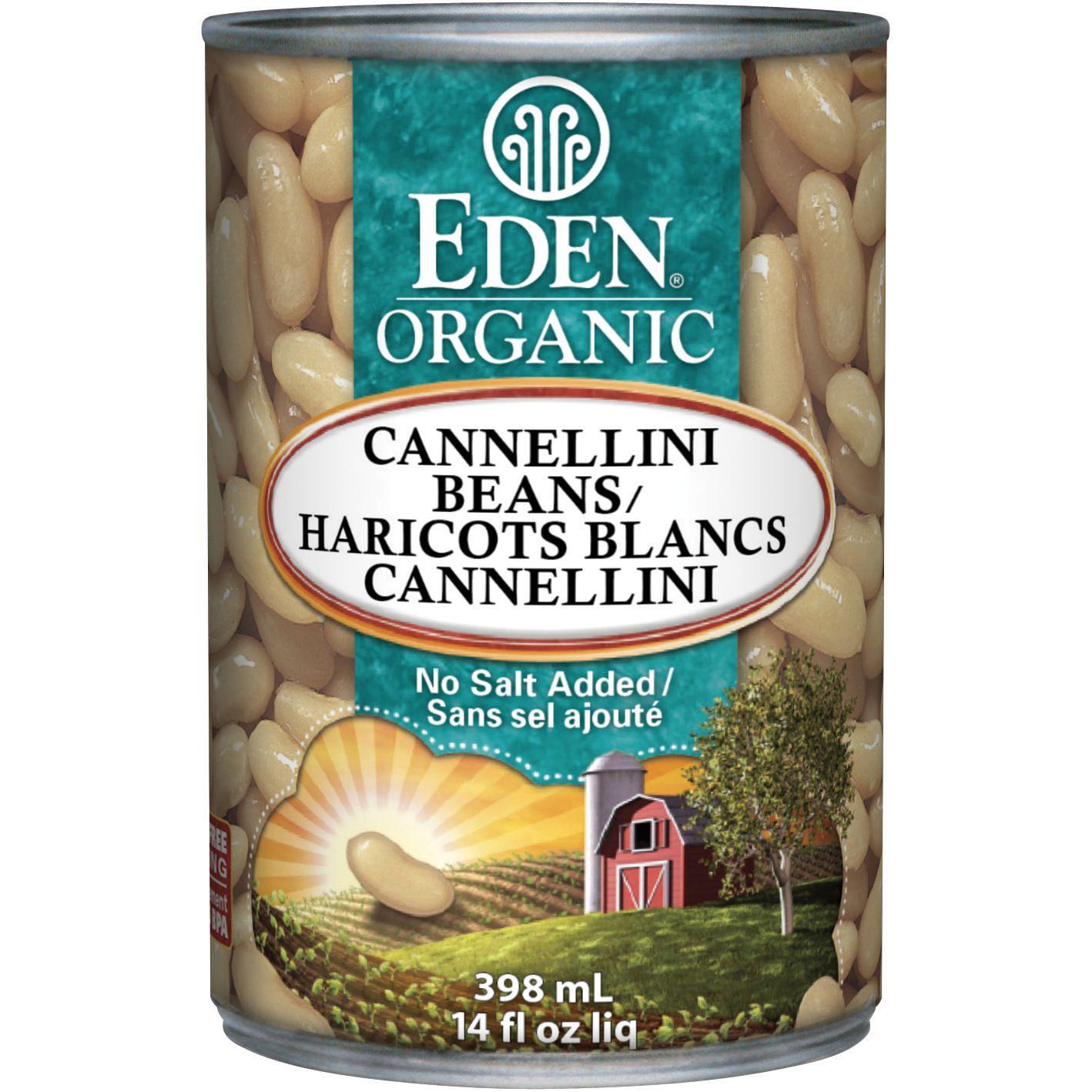 Eden Foods Organic Cannellini Beans   Walmart Canada