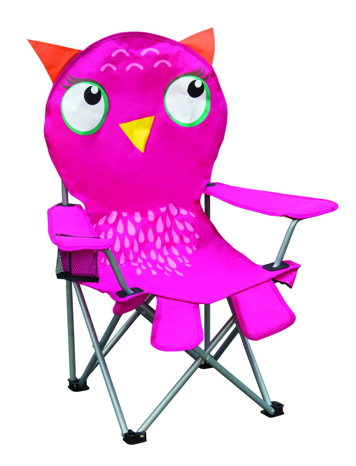 Peachy Ozark Trail Kids Animal Folding Chair Owl Theyellowbook Wood Chair Design Ideas Theyellowbookinfo