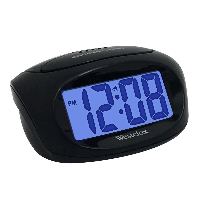 Westclox LCD Alarm Clock | Walmart Canada