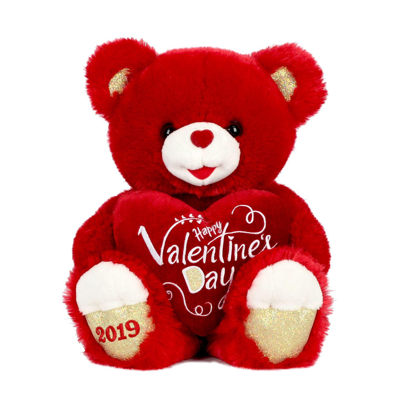 Baby Net For Stuffed Animals, Way To Celebrate Valentine Red Stuffed Sweetheart Teddy Gift 2019 Walmart Canada
