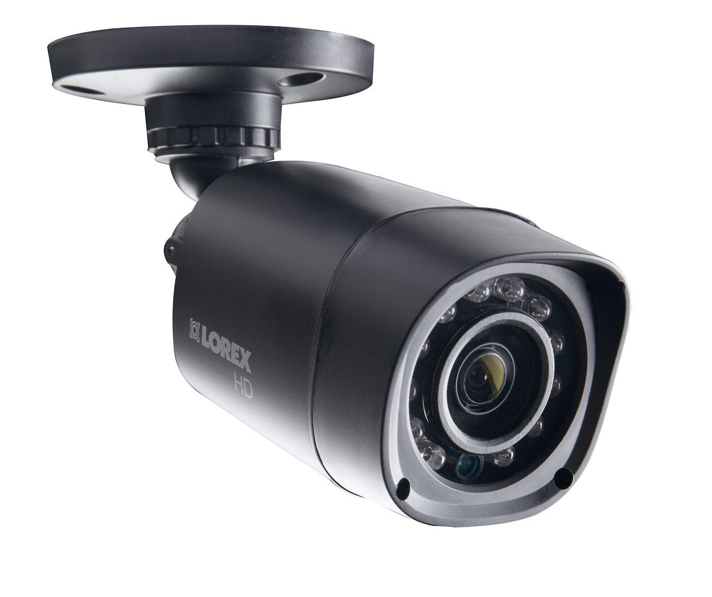 Lorex by FLIR LBV1511 Series 720p HD Outdoor Bullet Security ...