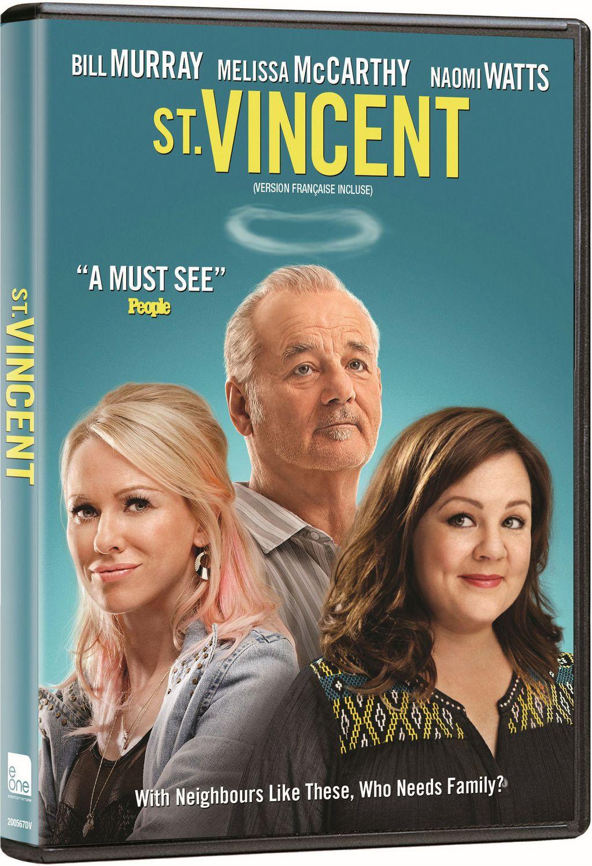 Alyssa Ruland st. vincent (dvd)