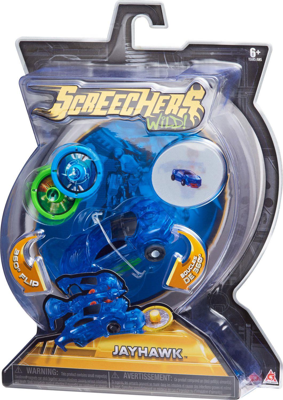 Walmart Furniture Online: Screechers Wild Level 1 Veh Jayhawk Toy Vehicle