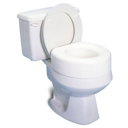 Profilio Portable Raised Toilet Seat White 4 Inch