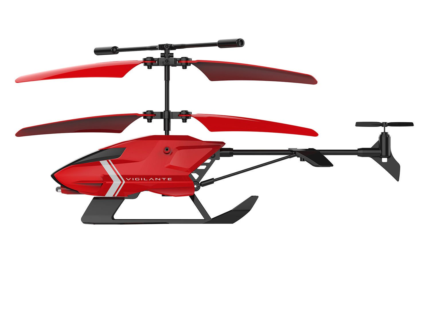 Drone Force Sky Rover Remote Controlled Vigilante Helicopter
