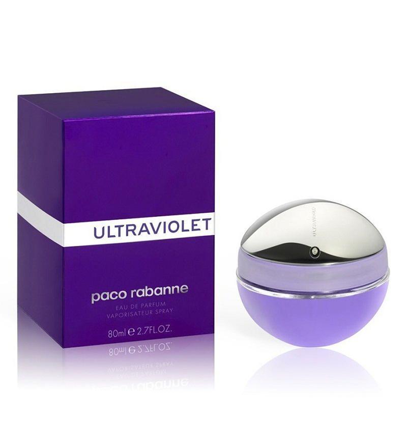 Rabanne Ultraviolet Parfum Eau Pour 80ml Femmes De Paco Vaporisateur NPnOX0kw8Z