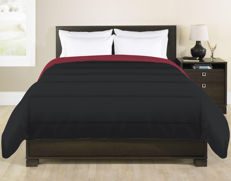 Grey Label Reversible Black Comforter Walmart Canada