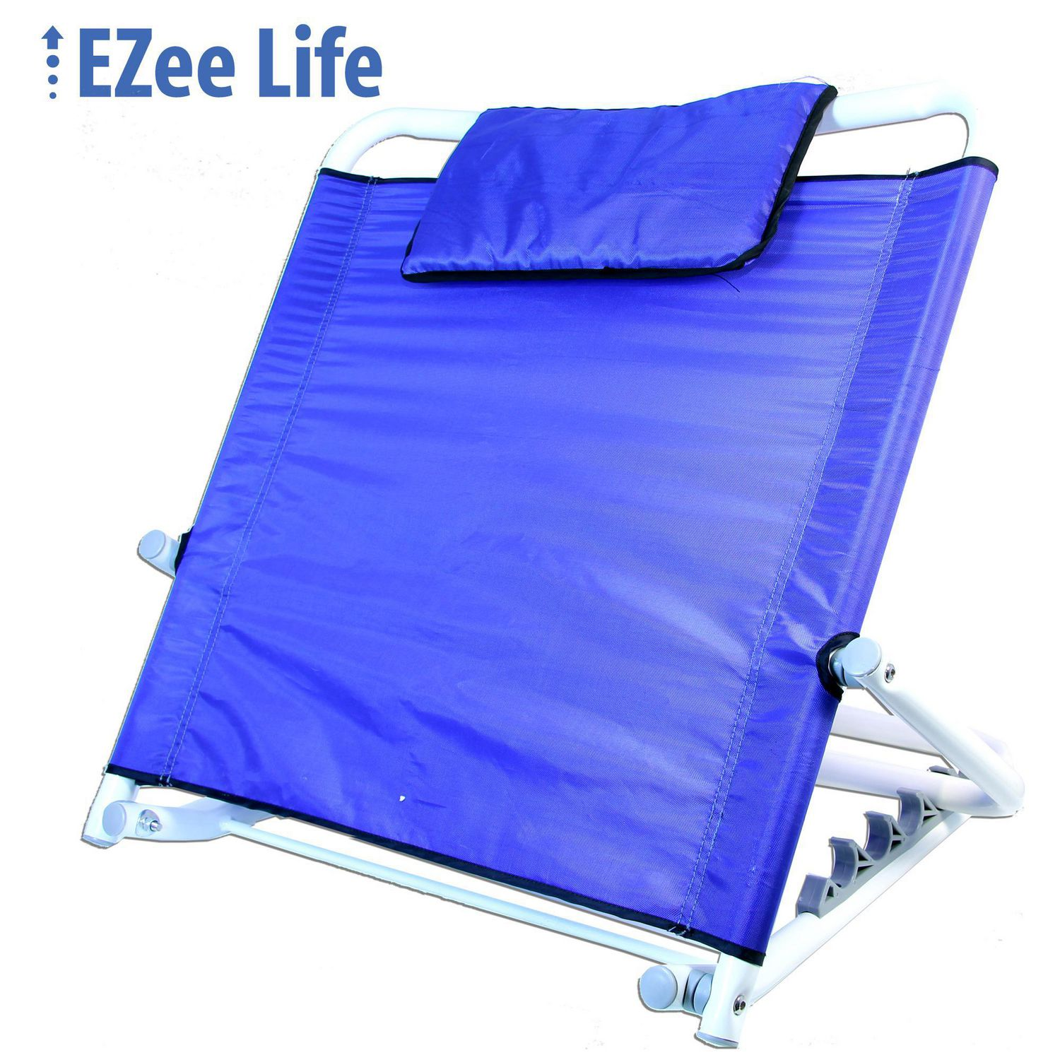 Ezee Life Bed Rest Back Support with Adjustable Angles | Walmart ...