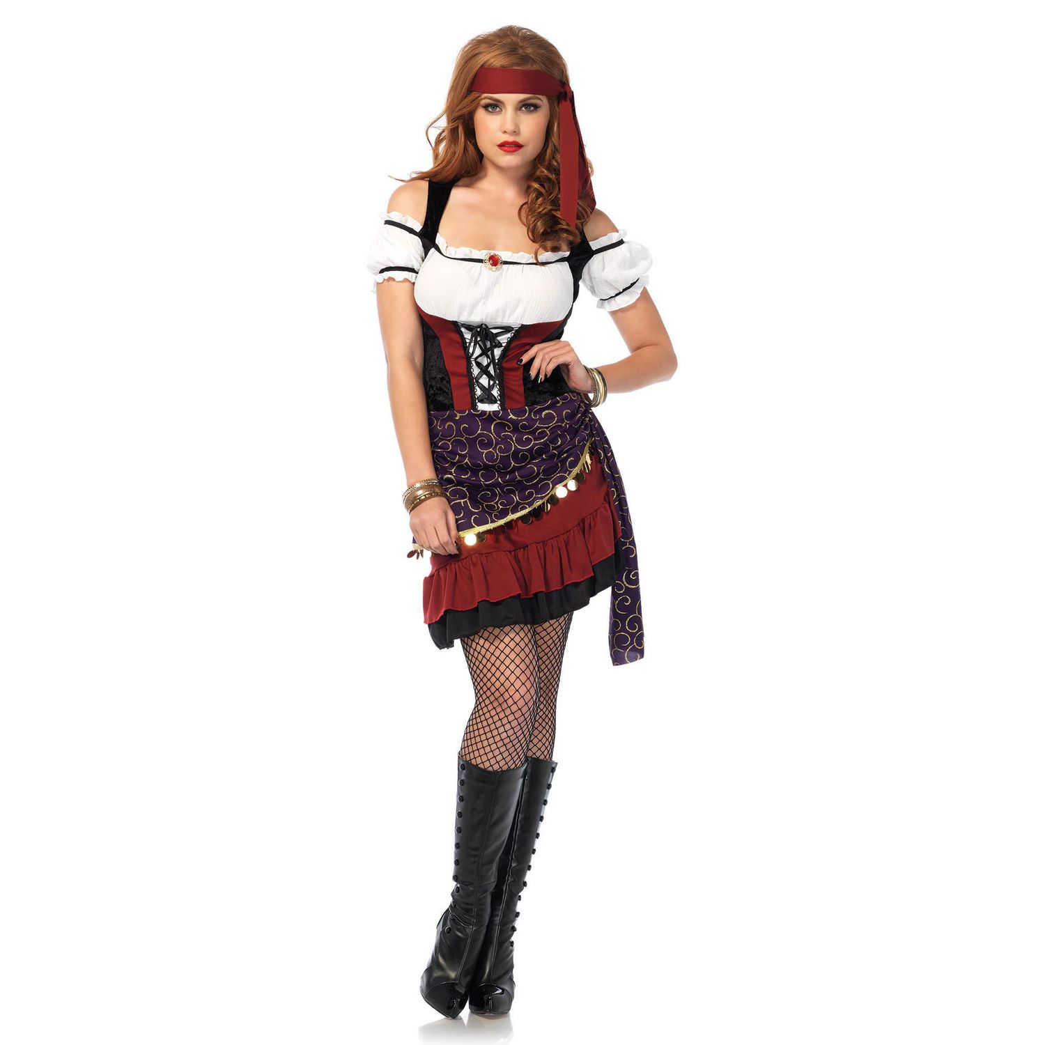 Wonderland Moonlight Gypsy Womens Sexy Halloween Costume  sc 1 st  Connecting Info by tpschina.org in 2018 & 91+ Gypsy Costume Walmart - Gypsy Cutie Child Halloween Costume ...