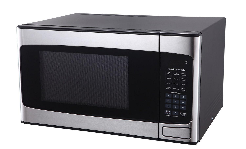 stainless steel microwave walmart canada