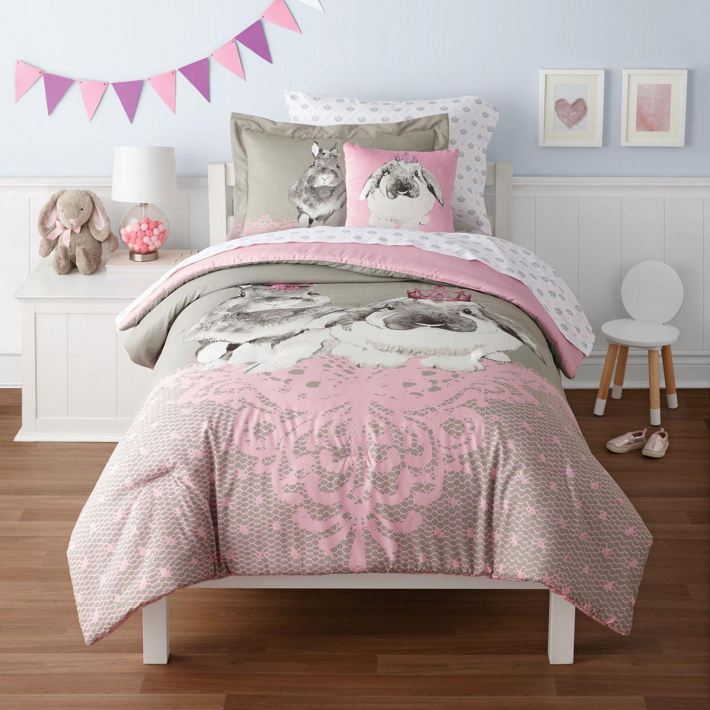 Mainstays Kids Bunny Bed Set | Walmart Canada