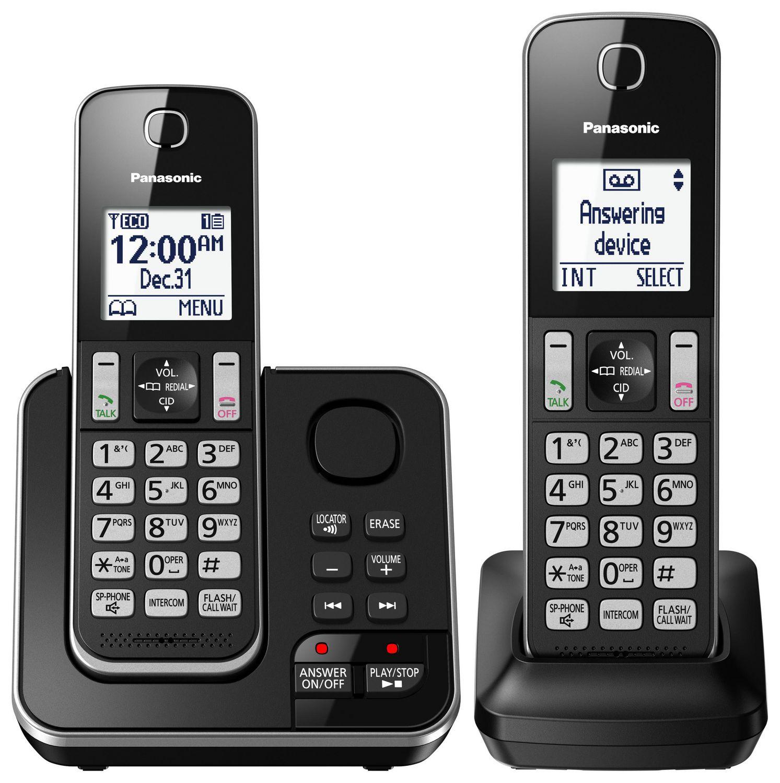 Panasonic Cordless Phone/Answering System   Walmart Canada