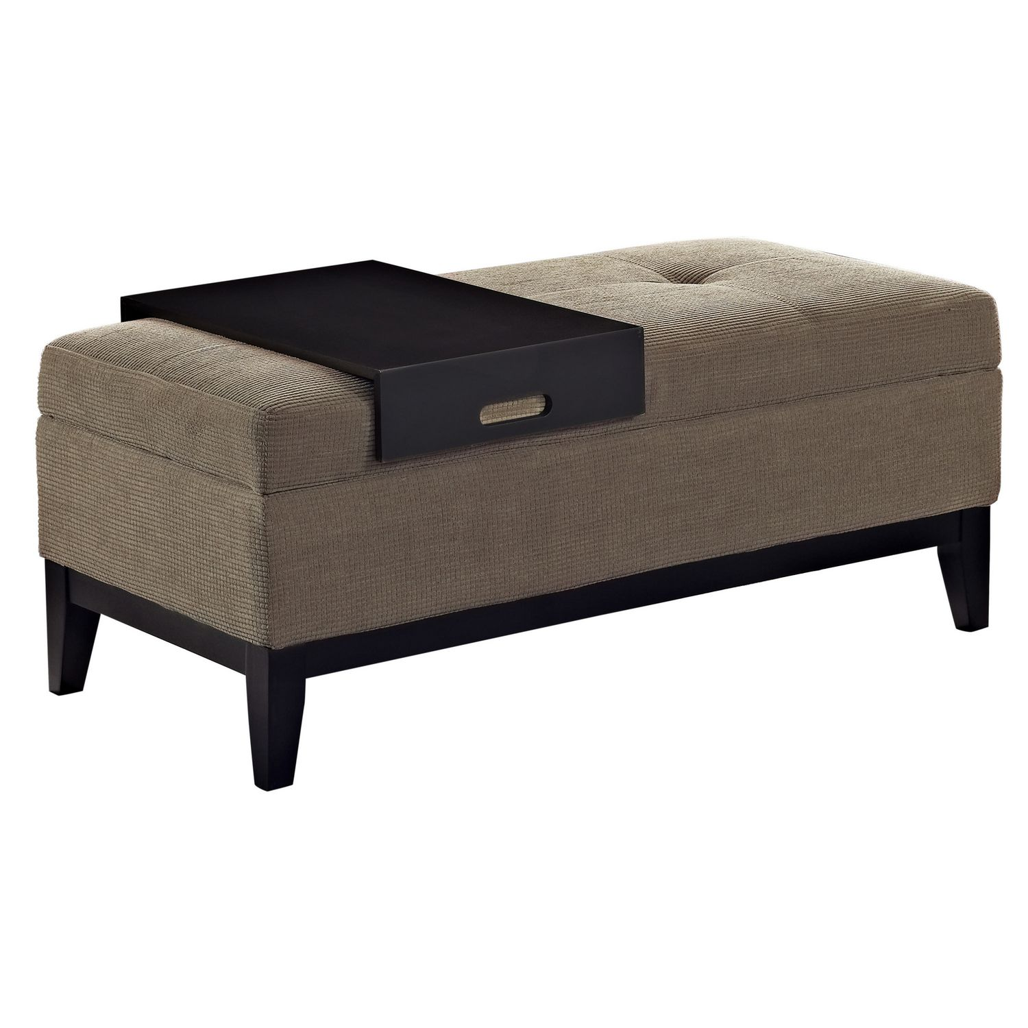 walmart canada wyndenhall bench rectangular en with tray jackson ip ottoman storage gray grey dark