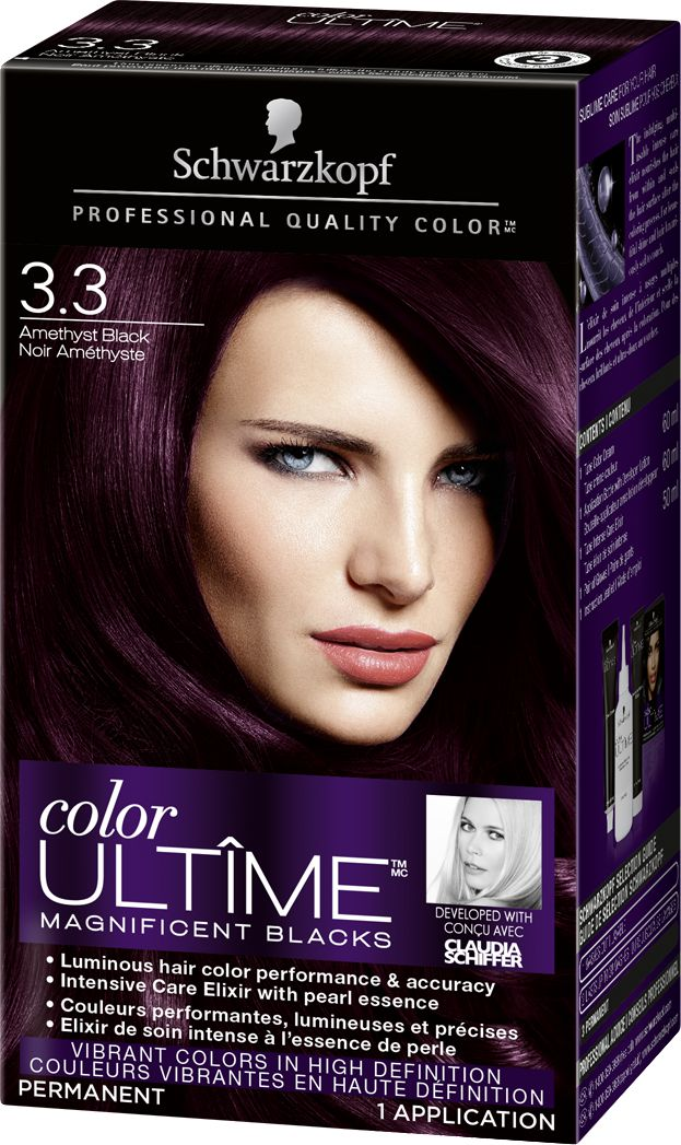 Semi Permanent Hair Dye For Naturally Black Hair