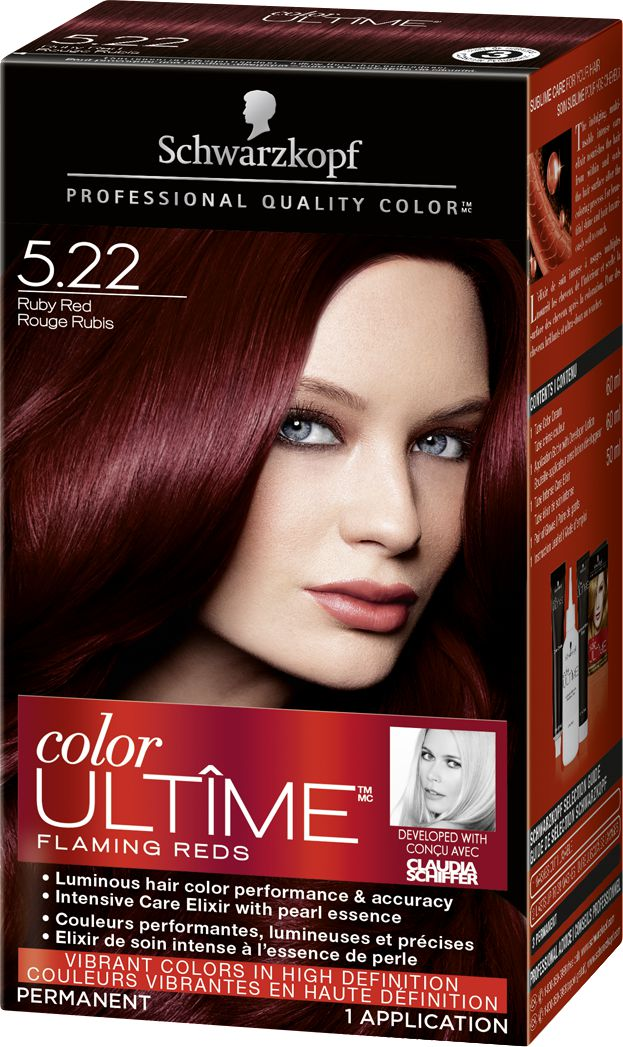 Schwarzkopf Color Ultime Hair Colour Walmart Canada